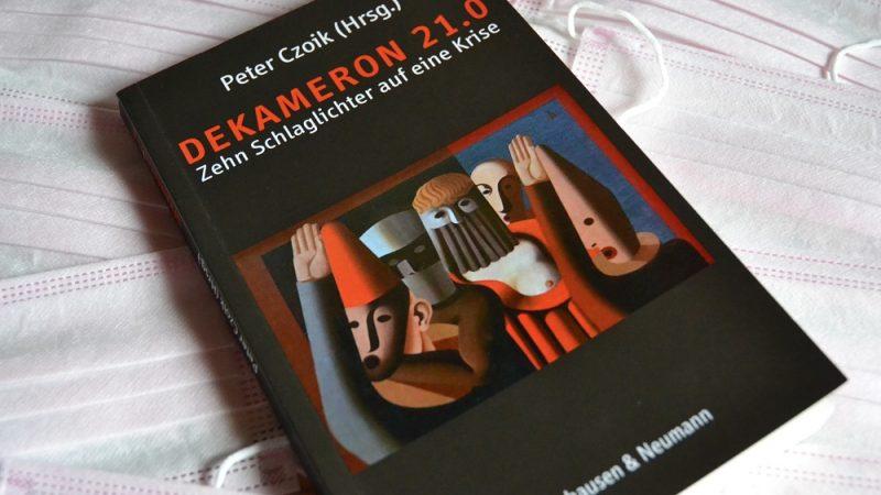 Schlaues Krisenbuch für Kulturinteressierte